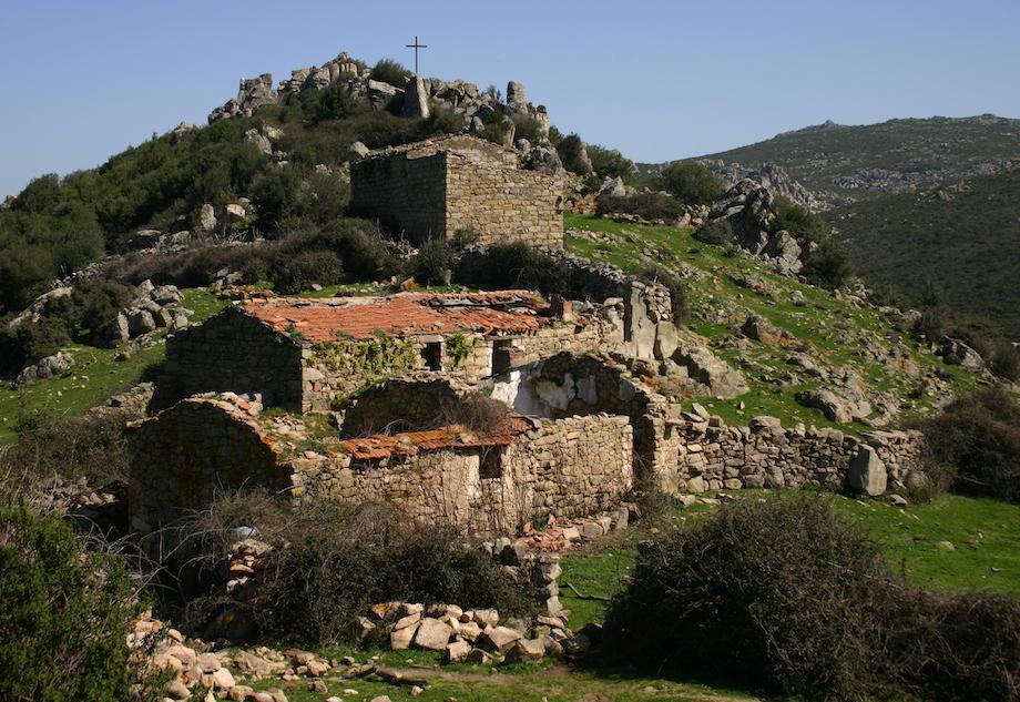 Tandalò - la Sardegna abbandonata