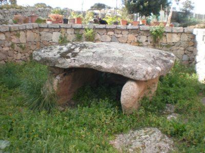 Dolmen Alzoledda