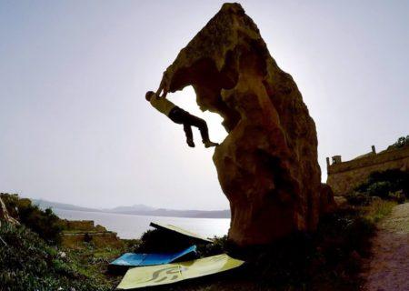 Bouldering Gallura - Sardegna