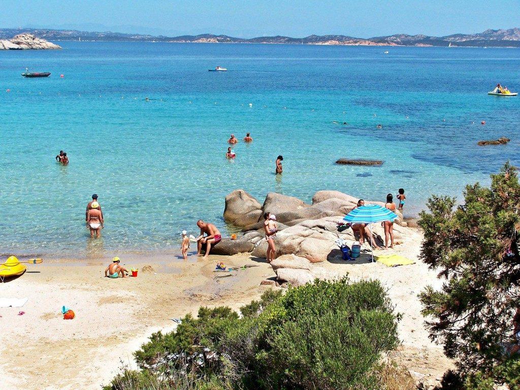 spiagge a Cannigione vacanze in gallura turismo