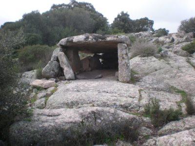 Dolmen Ciuledda