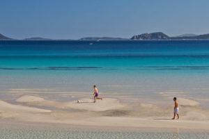 Terza spiaggia Golfo Aranci
