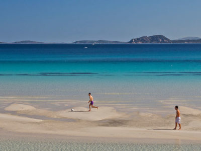 Terza spiaggia - Golfo Aranci