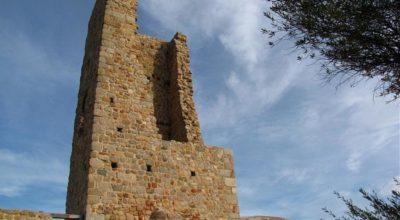 Olbia - castello di Pedres