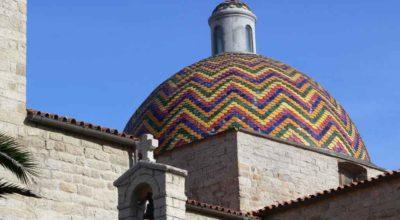 Olbia - chiesa di San Paolo