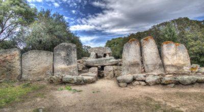 Olbia - Tomba dei Giganti Su Monte e s'Abe