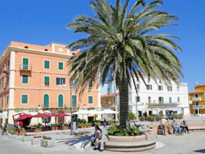 piazza - Santa Teresa Gallura