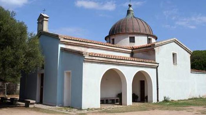 chiesa del Buon Cammino a Santa Teresa Gallura