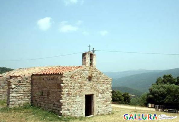 Chiese campestri a Tempio Pausania