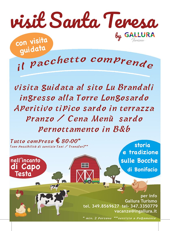 visit Santa Teresa Gallura