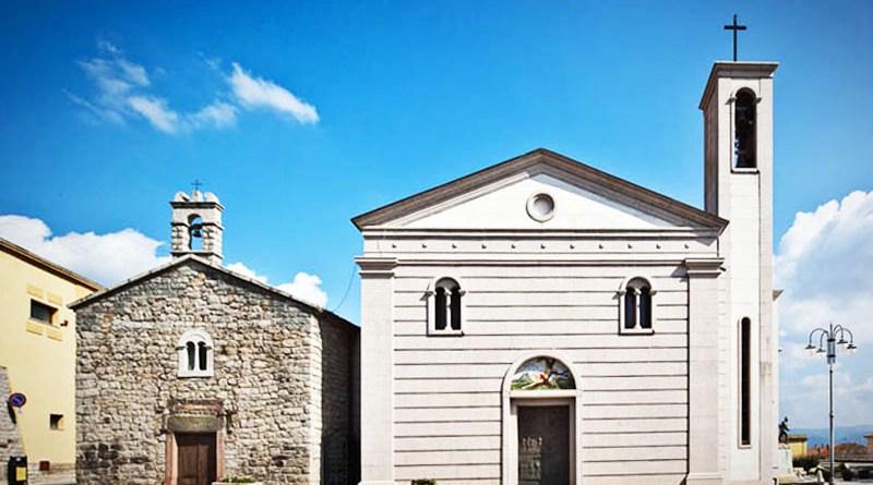 Berchidda - chiesa parrocchiale