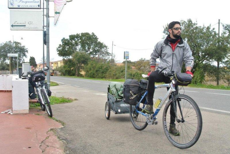 Gallura in bici