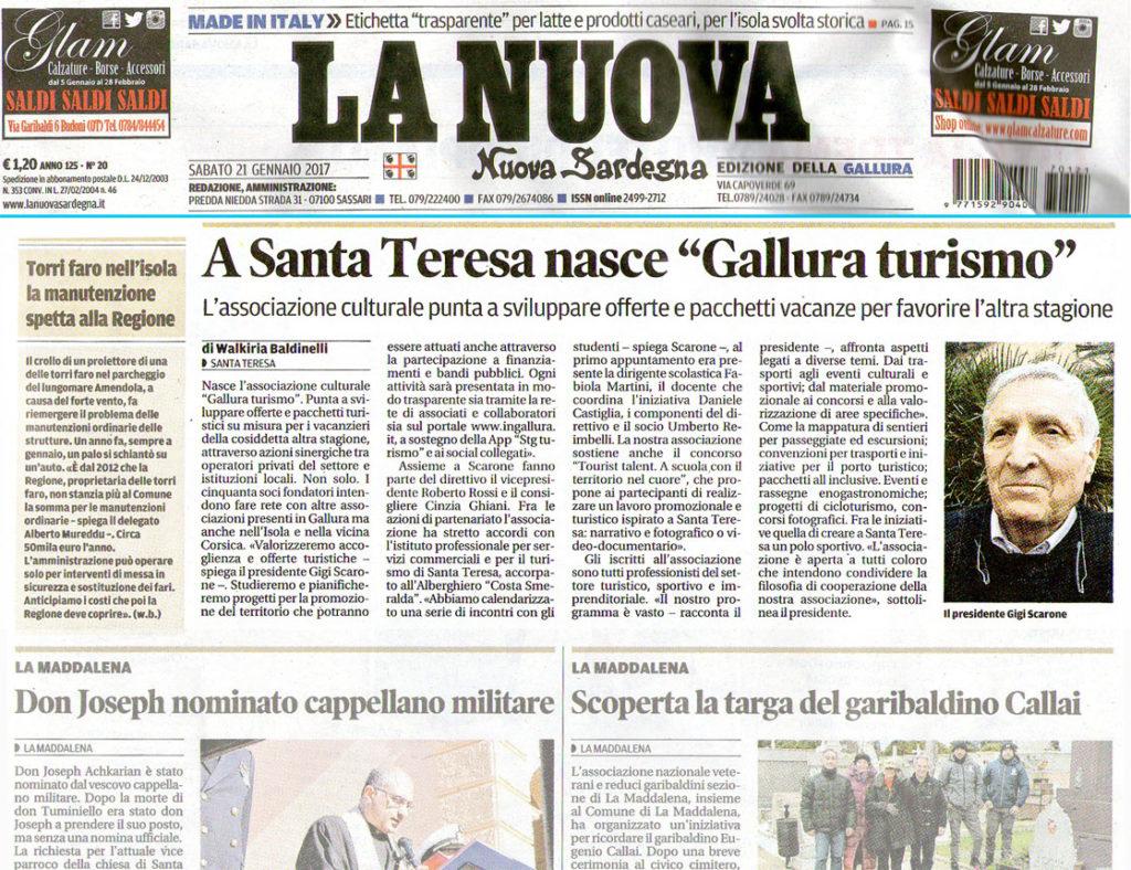 Gallura Turismo vacanze in gallura