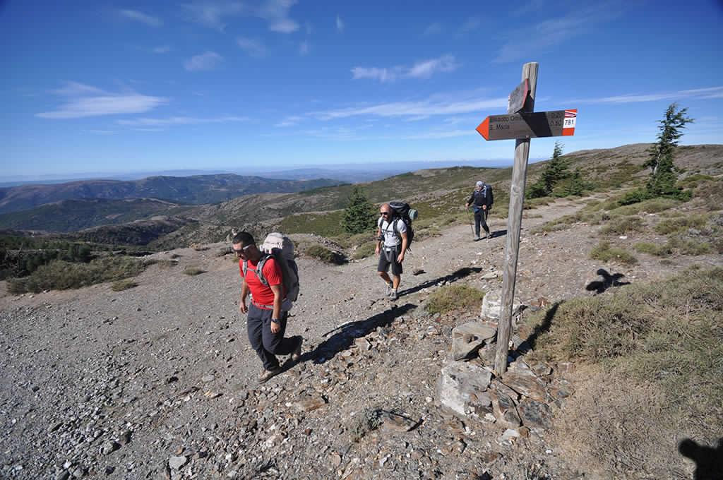 trekking stazzi gallura turismo