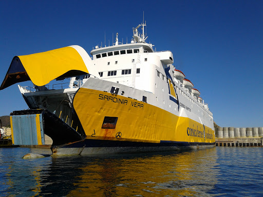 sardinia ferries Golfo Aranci